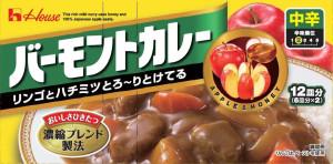 Японское карри Housefood Vermont яблоко и мёд (сладкое, с остринкой)