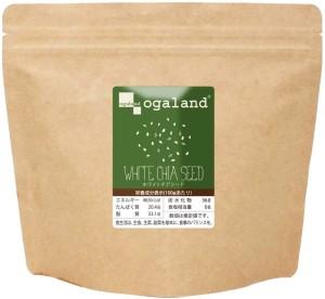 Семена белого чиа Ogaland White Chia Seeds