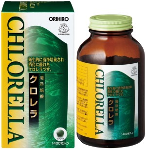 Хлорелла Orihiro Pure Culture Chlorella