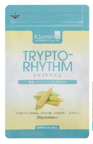 Комплекс с растительным триптофаном Kaimin Trypto-Rhythm