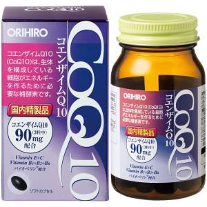 Коэнзим Q10 Orihiro Coenzyme Q10