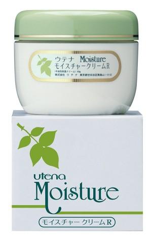 Увлажняющий крем для лица с экстрактом алоэ Utena Moisture Cream