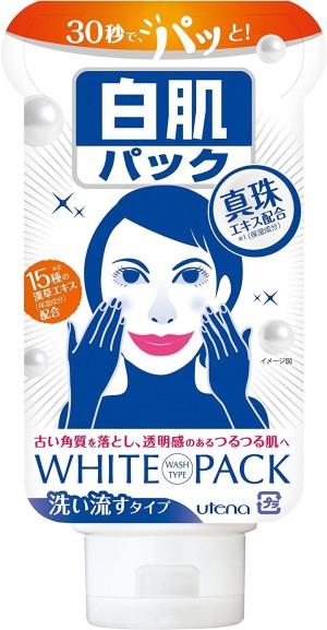 Средство для умывания Utena White Skin Pack