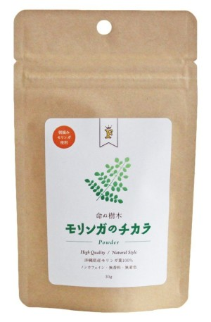 Порошок моринги Power Of Moringa Powder