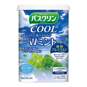 Соль для ванны на основе углекислого газа с охлаждающим эффектом Bathclin Cool