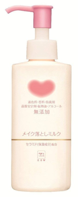 Молочко для демакияжа Cow Brand Non Additive Makeup Remover Milk