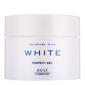 Универсальный отбеливающий гель Kose Moisture Mild White Perfect Gel