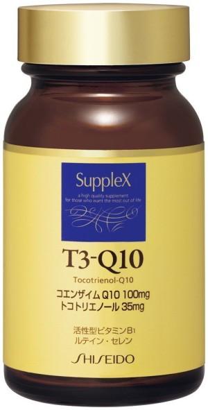 Омолаживающий комплекс с коэнзимом Q10 Shiseido Supplex T3-Q10