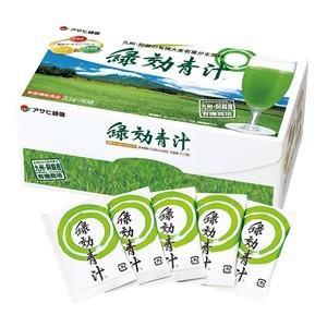 Аодзиру Asahi Green Juice Ryoku для очищения организма