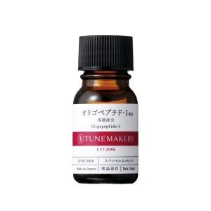 Концентрированная эссенция с растительными олигопептидами-1 для повышения эластичности кожи TUNEMAKERS Oligopeptide-1