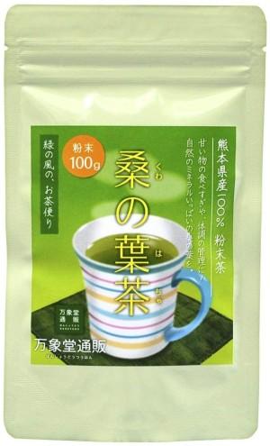Чай из листьев шелковицы Mulberry Powder