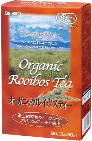 Чай ройбуш Orihiro Organic Rooibos Tea