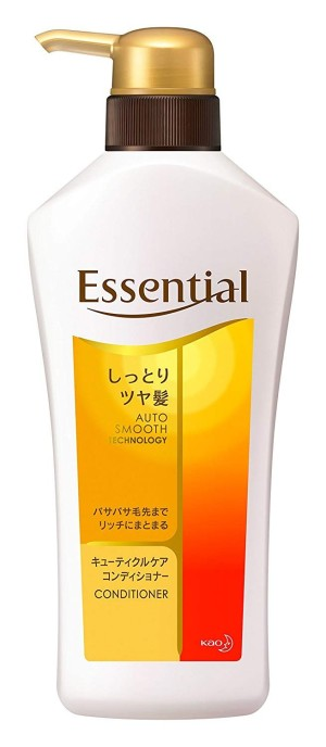 Увлажняющий кондиционер для волос Kao Essential Moist Moisture Conditioner