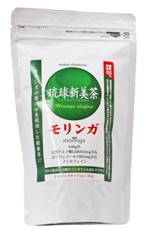 Чай из моринги Ryukyu Niimi Moringa Tea