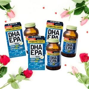 Набор Весна-Лето: Омега 3 EPA и DHA ORIHIRO 3 шт