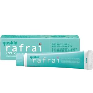 Лекарственный противозудный крем для деликатной зоны Yuskin Rafrai