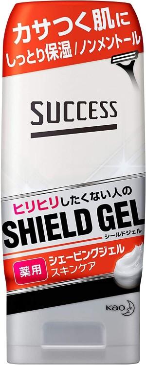 Увлажняющий гель для бритья Kao Success Medicinal Shaving Gel