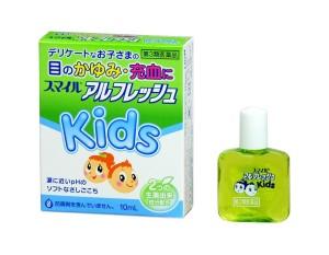 Капли для глаз детские Smile Kids LION от 4 лет