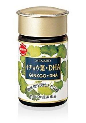 Гинко Билоба + DHA Menard Ginkgo DHA