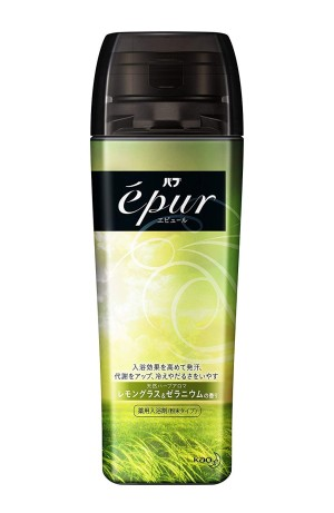 Соль для ванны KAO Epur Micro-bubble Carbonated Bath Salt