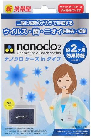 Вирус-блокер Nanoclo2 Blocker Virus на 60 дней