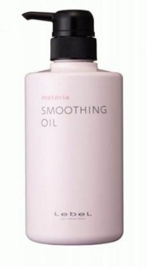 Эмульгирующее масло для очищения кожи головы после окрашивания Lebel Materia Smoothing Oil