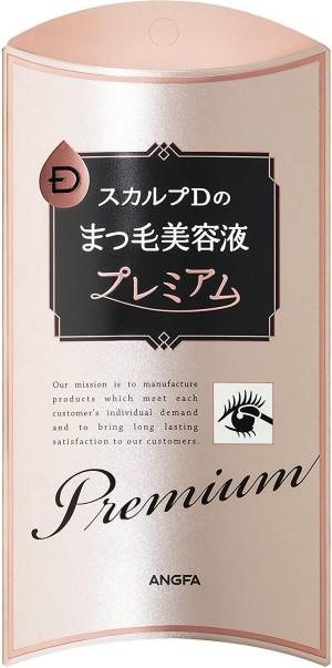 Сыворотка для роста бровей и ресниц ANGFA SCALP D Beaute Pure Free Premium