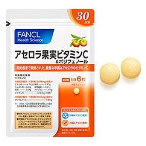 Витамин C из ацеролы FANCL