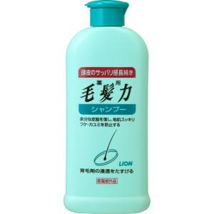 Шампунь для укрепления и роста волос Lion Medicated Hair Strength Shampoo