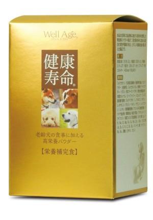 Комплекс для повышения качества жизни и долголетия животных TAURUS Well Age Powder