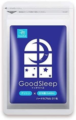 Комплекс для здорового сна DearEat Night Supplement Good Sleep
