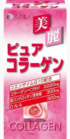Чистый коллаген Fine Japan Pure Collagen