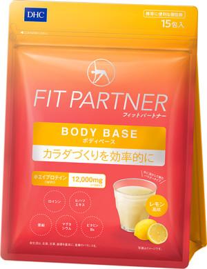 Изолят протеина со вкусом лимона DHC Fit Partner Body Base Whey Protein (WPI)