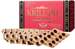 Масло криля в капсулах Esthe Pro Labo Krill Oil Gran Pro