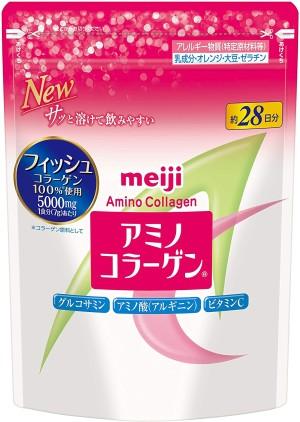 Амино - коллаген Meiji Amino Collagen