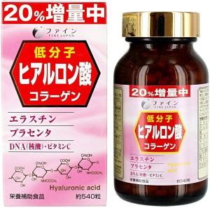 Комплекс с гиалуроновой кислотой и коллагеном Fine Japan Hyaluronic Acid