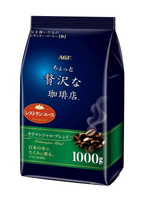 Японский кофе AGF Kilimanjaro Blend
