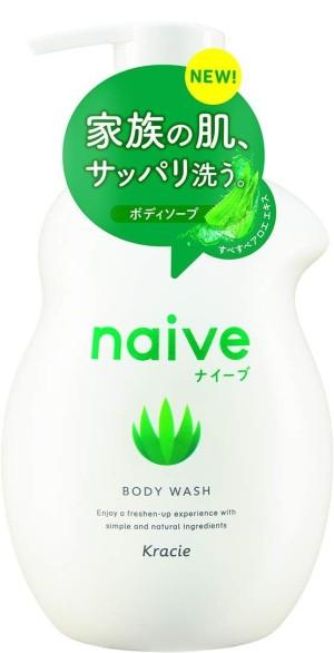 Гель для душа Kracie Naive Body Wash
