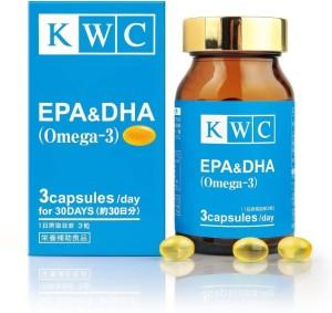 Омега-3 жирные кислоты KWC EPA & DHA