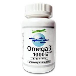 Комплекс EPA + DHA Nature Health Omega 3 Premium