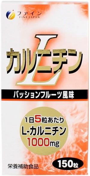 L-Карнитин Fine Japan L-Carnitine
