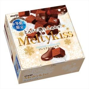 Шоколадные конфеты MEIJI Melty Kiss Premium Chocolate