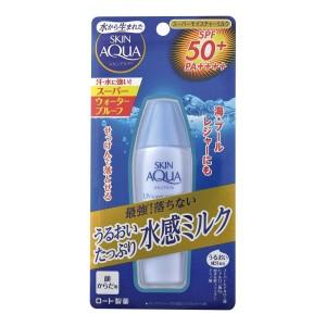 Солнцезащитное молочко Skin Aqua Super Moisture Milk SPF 50 + / PA ++++