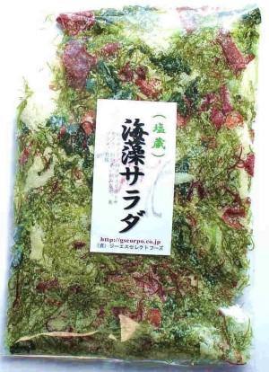 Салат из сушеных морских водорослей ICSselection Sea Vegetables Salad