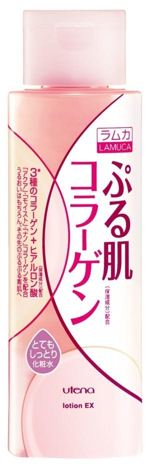 Интенсивно увлажняющий лосьон UTENA Lamuca Moisturizing Lotion с коллагеном и гиалуроновой кислотой