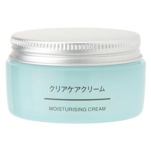 Увлажняющий крем для проблемной кожи MUJI Moisturising Cream Cleansing Care