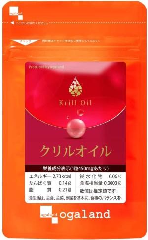 Омега-3 жирные кислоты Ogaland Krill Oil