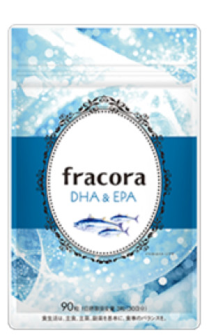 Комплекс с Омега-3 Fracora DHA & EPA