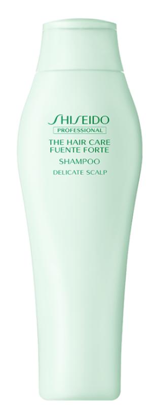 Шампунь для чувствительной кожи головы Shiseido Professional Fuente Forte Shampoo Delicate Scalp
