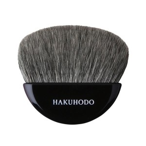 Универсальная кисть HAKUHODO Fan Brush Blue Squirrel & Goat